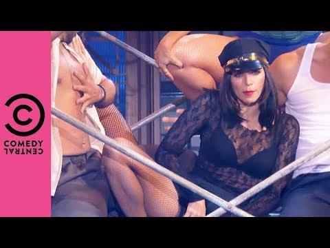 "Jenna Dewan Performs Paula Abdul's ""Cold Hearted"" | Lip Sync Battle"