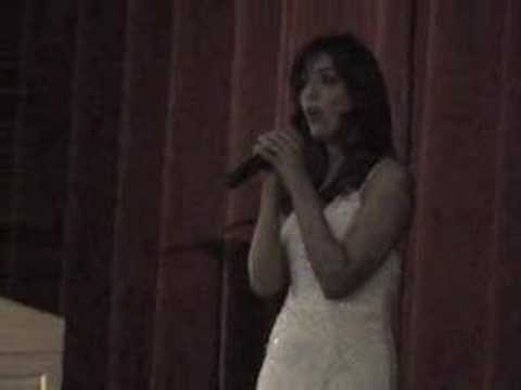 brenna wahl sings josh grobin @ NCL