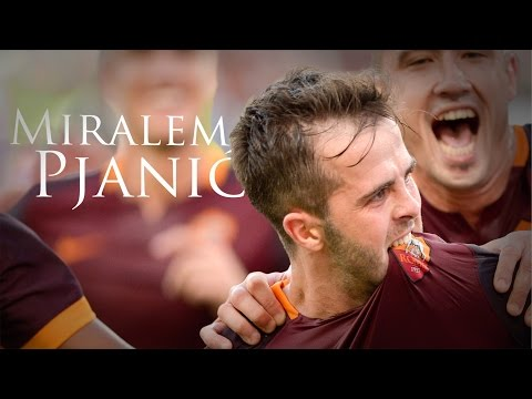 MIRALEM PJANIC GOALS & HIGHLIGHTS | AUGURI| AS ROMA