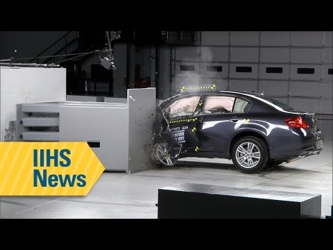 New crash test aims for safer vehicles - IIHS news