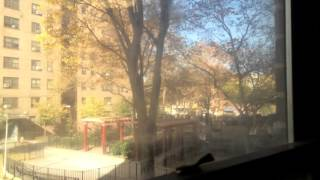 """""""NYC PUBLIC HOUSING"""" (checking out a vacancy)"""