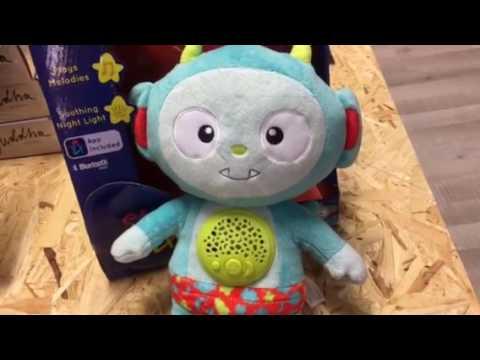 Knuffel Met Licht : Story stars knuffel met licht en geluid youtube