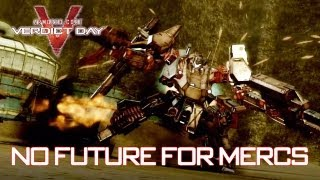 Armored Core Verdict Day - PS3/X360 - No future for mercs