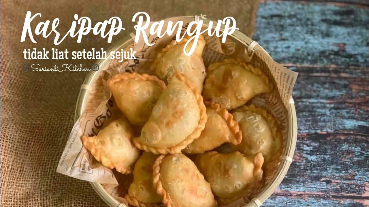 Download Karipap Rangup dan tidak liat setelah sejuk