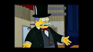 The Simpsons- Barbershop quartet singing auditions