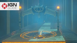 Zelda: Breath of the Wild Shrine Walkthrough - Mirro Shaz Shrine