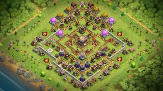 3 star legend league attack on TH 11 - Clash of clans