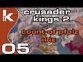 Crusader Kings 2 Count of Pfalz - Ep 05 | Let's Play Ck2 in the Holy Roman Empire