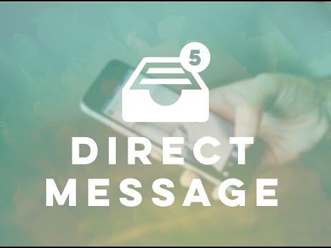 "6-12-16 ""Direct Message"" - Dave Davis"