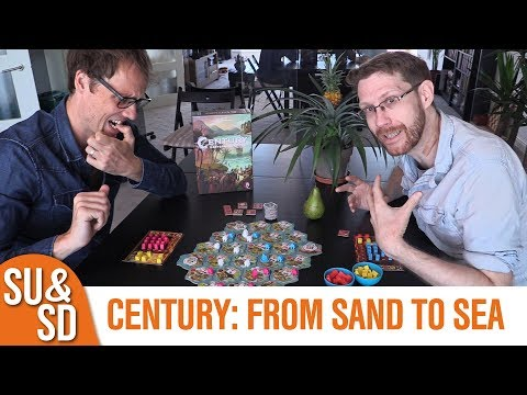 Century: Spice Road & Century: Eastern Wonders  Shut Up & Sit Down Review