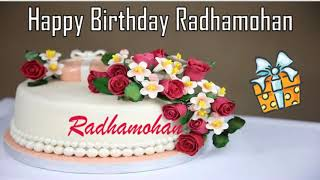 Happy Birthday Radhamohan Image Wishes✔