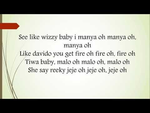 Reekado Banks – Like Lyrics ft. Tiwa Savage & Fiokee