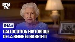 8-Mai: l'allocution historique de la reine Élisabeth II