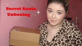 Irish Beauty YouTubers Secret Santa Unboxing Thumbnail