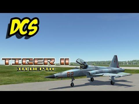 DCS - Tiger II - Tutorial.