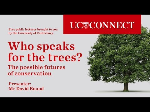 UC Connect: Who speaks for the trees?
