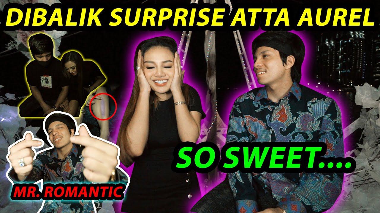 Dibalik Surprise ATTA AUREL💜