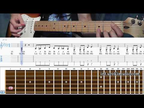 Ed Sheeran - BLOW - for 1 Guitar Sheet Music Tabs Tutorial Rhythm Guitar Real and Slow Tempo thumbnail
