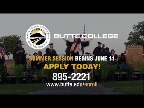 Butte College | Apply Today for Summer & Fall