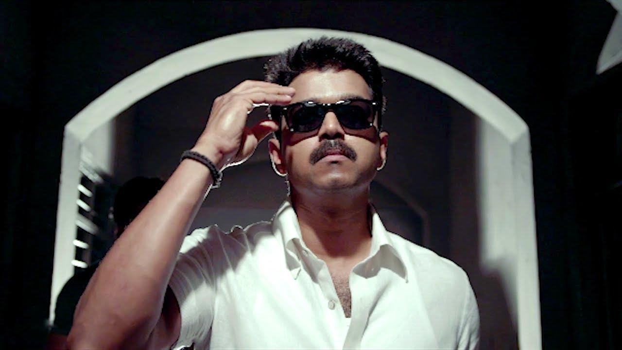എൻ്റെ അച്ഛൻ വളരെ നല്ലവനാ എന്നാൽ ഞാൻ | Vijay Super Scene | Malayalam Movie Scenes