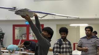 The sky is the limit. Building a prototype of an aircraft.