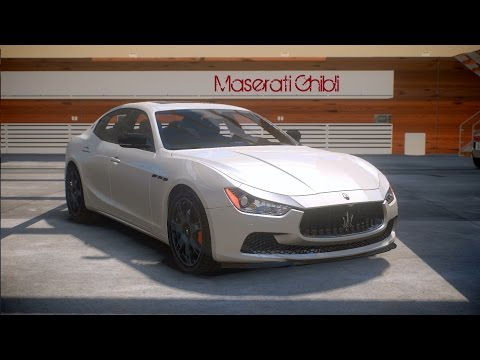 GTA IV - Maserati Ghibli