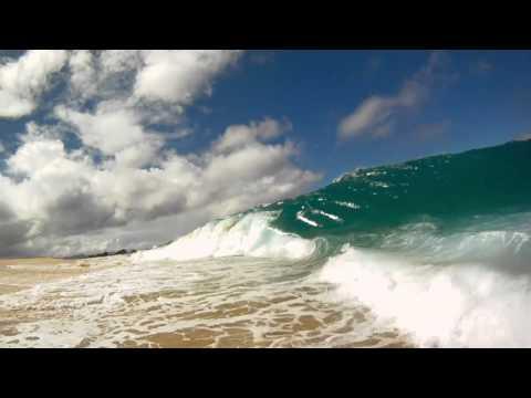 Очень красивое видео, море солнце пляж, серфинг