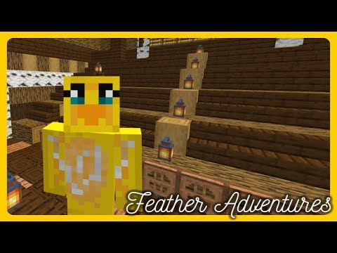 Feather Adventures : TAKE A SEAT - {273}