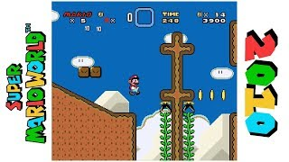 Mario's Journey to the Toy Factory • Hack of Super Mario World
