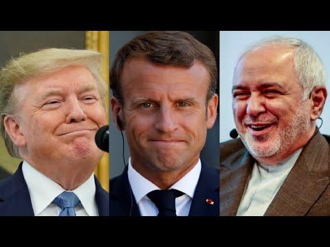 فرنسا تلعب دور الوسيط بين طهران وواشنطن لإنقاذ الاتفاق النووي قبل قمة مجموعة السبع  - نشر قبل 13 دقيقة