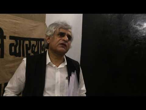 P. Sainath on independent publishing