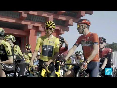 Quand le Tour de France s'exporte en Chine