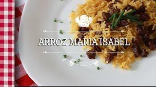 Como fazer Arroz Maria Isabel - Comida Nordestina (Piauí)