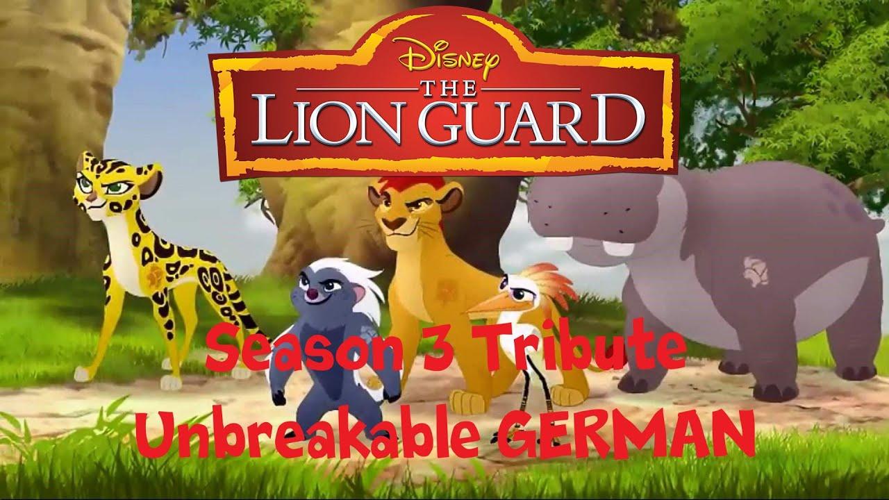 The Lion Guard Deutsch