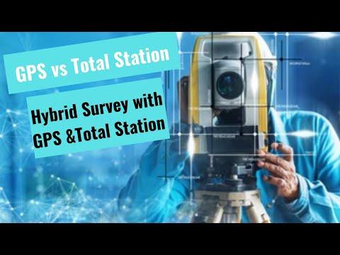GPS vs Total Station Survey _ Lecture _ 5 _ 3