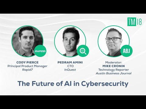 The Future of AI in Cybersecurity- Time Machine 2018