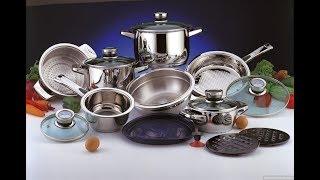 видео Выбор посуды на кухню