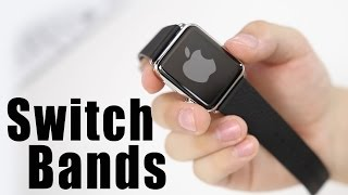 Can I Use a 38mm Band on a 42mm Apple Watch?