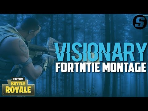 Visionary - A Fortnite Kill Montage By Syphon