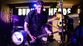 Burning Heads : un pogo avec des légendes du punk rock français