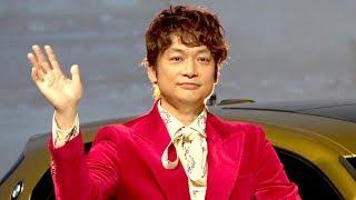 元SMAPの香取慎吾が、独自動車メーカー「BMW」の新型モデル「B...