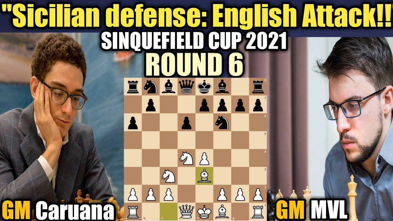 Download Sinquefield Cup 2021 | Fabiano Caruana VS Maxime Vachier-Lagrave | Grand Chess Tour | Round 6