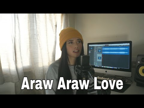 Araw Araw Love - Flow G (Cover by Aiana)