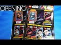 Lego Star Wars Trading Cards - Poe Dameron & Captain Rex Multipack Opening / Unboxing