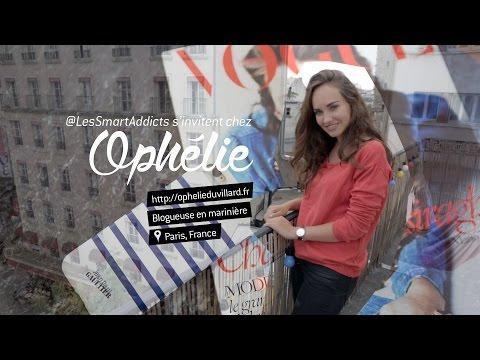 @LesSmartAddicts S'invitent Chez Ophélie