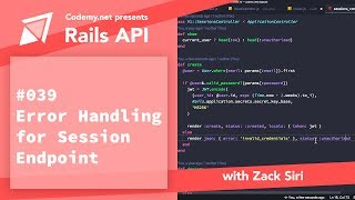 Rails API: Error Handling for Session Endpoint - [039]