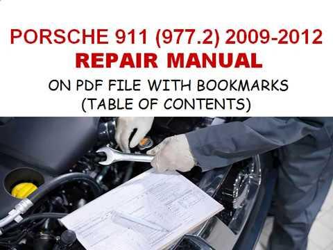 porsche 911 997 2 2009 2010 2011 2012 service repair manual youtube porsche 356 wiring-diagram porsche 911 997 2 2009 2010 2011 2012 service repair manual