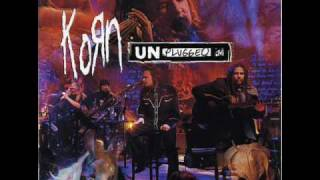 Korn-Make Me Bad In Between Days Unplugged