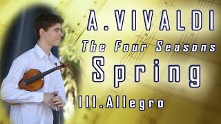 A.Vivaldi - The Four Seasons - Spring - III.Allegro Pastorale