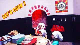Toy Pizza Recipe Have fun with kidsPretend chefs cooking  toy Pizza